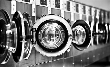 Running a launderette