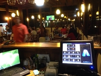 ocean view restaurant with - 3