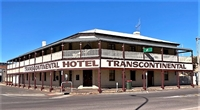transcontinental hotel quorn - 1