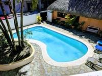 unit condo building pool - 1