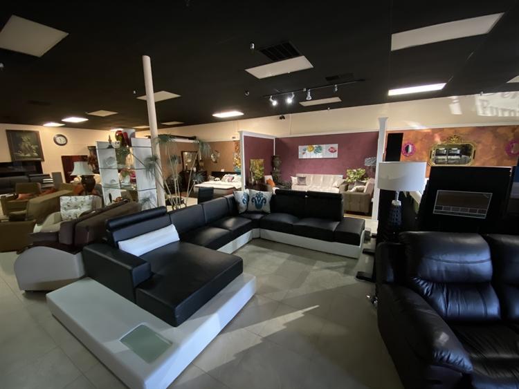 established retail furniture store - 6
