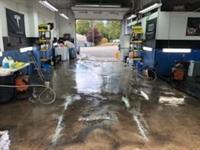 busy hand car wash - 3