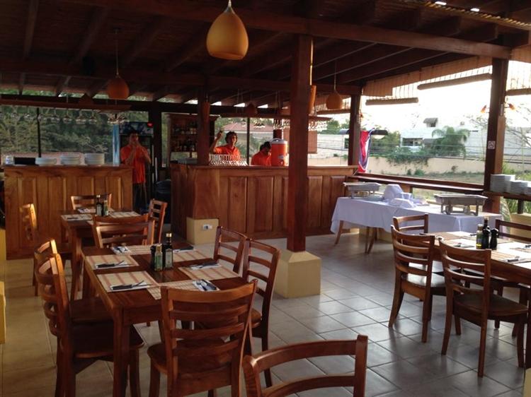 ocean view restaurant with - 4