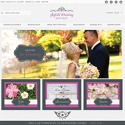 Drop Ship Wedding Essentials Business for Sale