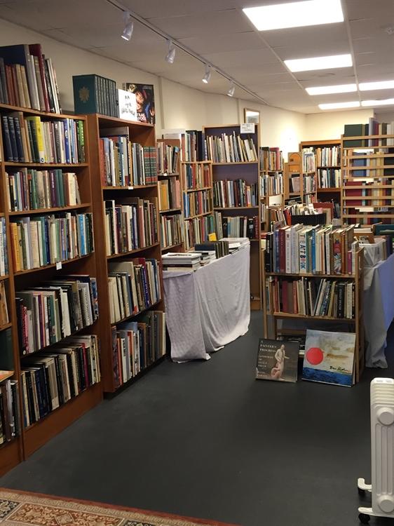 antiquarian secondhand bookshop - 8