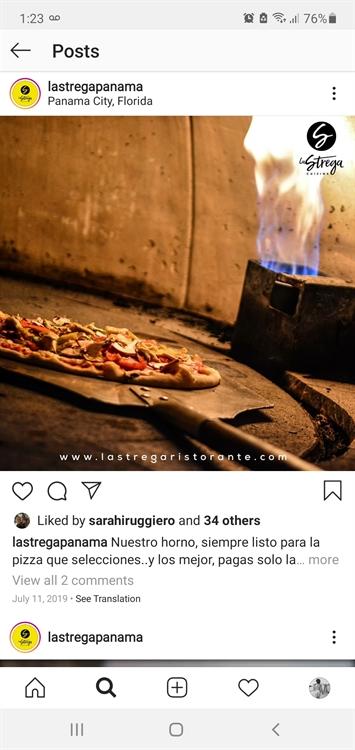 la strega ristorante italian - 10