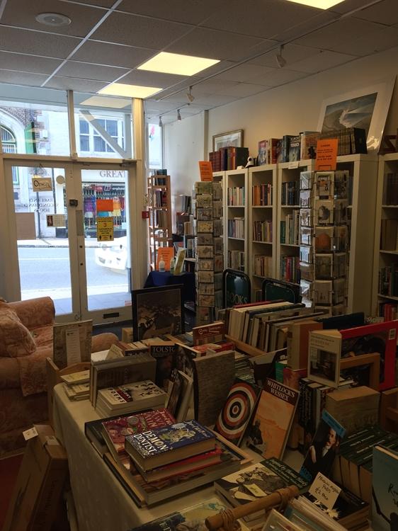 antiquarian secondhand bookshop - 4