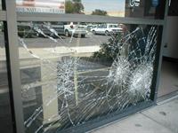 established glass repair business - 1