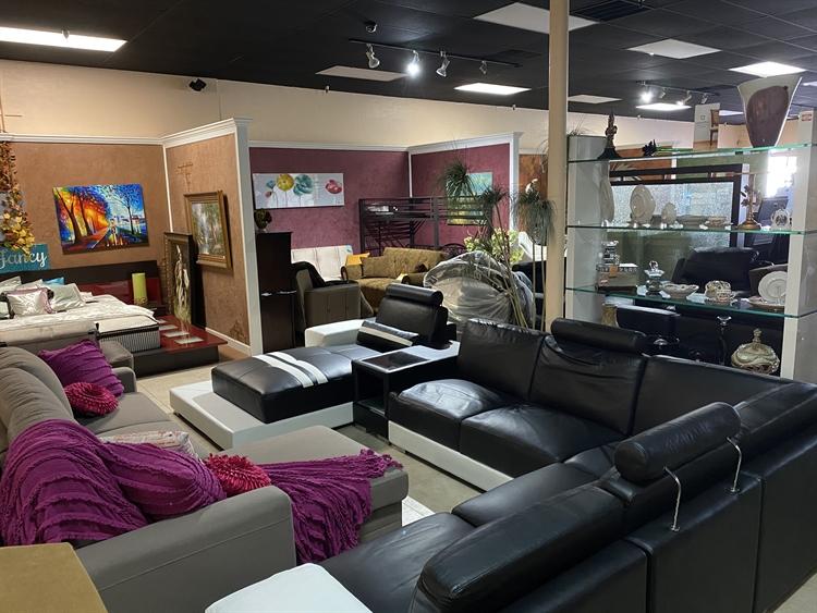established retail furniture store - 9