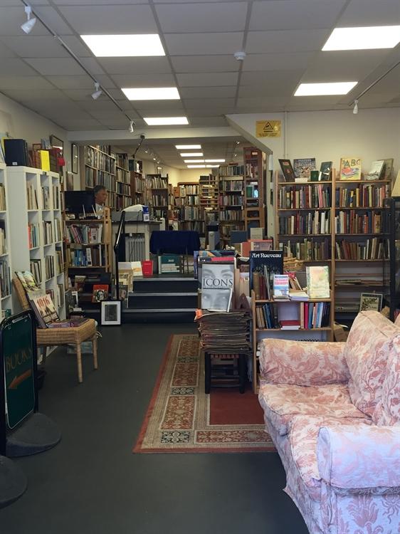 antiquarian secondhand bookshop - 7