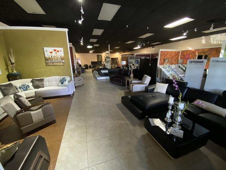 established retail furniture store - 8