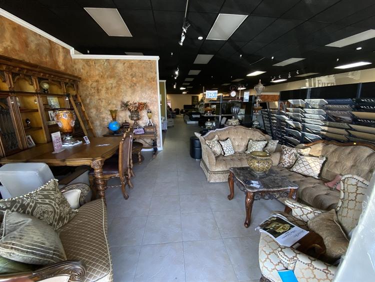 established retail furniture store - 10
