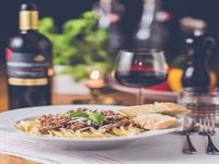 italian restaurant bar - 1