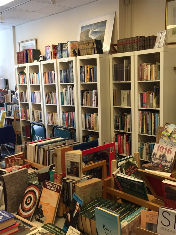 antiquarian secondhand bookshop - 5
