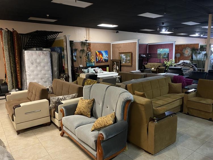 established retail furniture store - 5