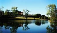 Magical lakeside retreat