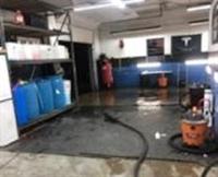 busy hand car wash - 2