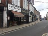 Italian Cafe In Oxfordshire For Sale
