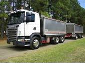 Transport Company - Freehold & Business For Sale